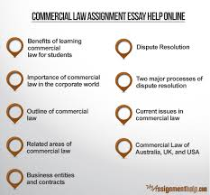 commercial law assignment essay help for best grades commercial law assignment essay help online