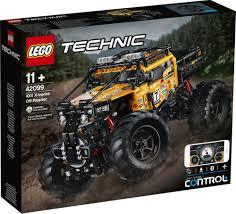 30 отзывов на <b>Конструктор LEGO Technic</b> 42099 <b>Экстремальный</b> ...