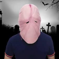 <b>1pcs</b> Funny <b>Horror</b> Mask Tricky <b>Head</b> Mask for Carnival Costume ...