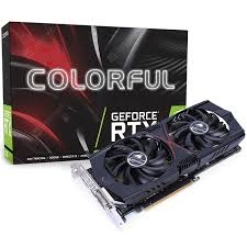 <b>Видеокарта Colorful</b> GeForce <b>RTX</b> 2060 6G HA1V Nvidia ...