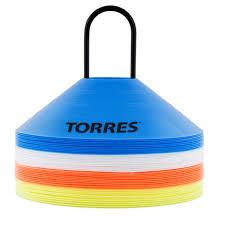 <b>Фишки для разметки поля</b> TORRES TR1006 5 см ( в комплекте ...