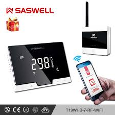 free shipping weekly programmable thermostat digital for floor heating mat film cable panel