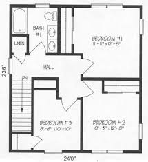 T   by Hallmark Homes Two Story FloorplanT   is a smart two story plan that covers                         feet  The ground floor has a living room  a kitchen  a dining room  a bath