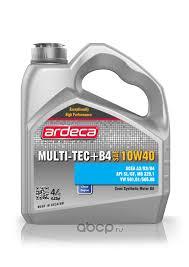 ARDECA ARD010016004 <b>Масло моторное полусинтетическое</b> ...