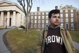 what is it like to be poor at an ivy league school the boston globe 03 17 2015 providence ri alejandro claudio cq a
