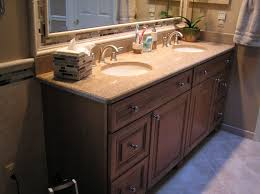 dual vanity bathroom: image of double sink bathroom vanity