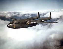 Fairchild C-119 <b>Flying</b> Boxcar - Wikipedia