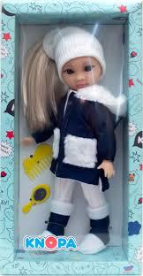 """<b>Кукла</b> """"Элис"""" зимняя <b>Knopa</b> — купить в интернет-магазине OZON ..."""