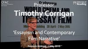 world cinema and the essay film conference keynote by prof timothy world cinema and the essay film conference keynote by prof timothy corrigan