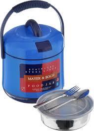 "<b>Термос пищевой</b> ""<b>Mayer &</b> Boch"", цвет: синий, 1,6 л — купить в ..."