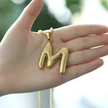Ожерелье с <b>подвеской</b> в виде алфавита для мужчин, Женские ...