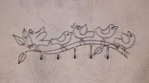 ключница из проволоки | Wrought iron <b>decor</b>, Iron <b>decor</b>, Metal art