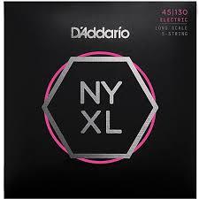 <b>D'Addario NYXL45130</b> Set « <b>Струны</b> для электрической бас-<b>гитары</b>