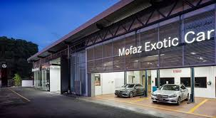 new exotic car releasesMofaz Exotic Car Launches Two New MercedesBenz 3S Centres In The