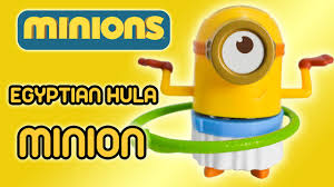 ian hula minion minions movie mcdonald s happy meal ian hula minion minions movie 2015 mcdonald s happy meal toy review by ilovethistoy