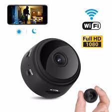 Micro <b>WIFI Mini</b> Camera <b>1080P</b> With Smartphone App And Night ...