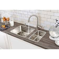 grohe kitchen sink faucets grohe parkfield single handle pull down sprayer kitchen faucet with du