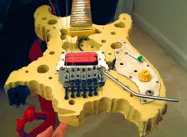 Resultado de imagem para guitarras bizarras