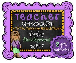 BigTime Literacy: Happy Teacher Appreciation Day!