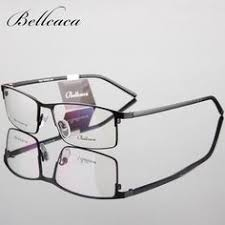 9 <b>Colors</b> Lightest Optical glasses Memory Titanium Alloy <b>Rimless</b> ...