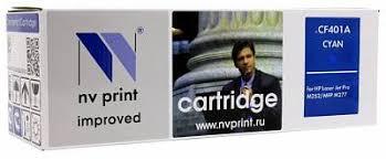<b>Картридж NV Print CF401A</b> купить: цена на ForOffice.ru