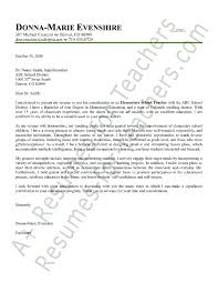 images about teacher and principal cover letter samples on    elementary teacher cover letter sample
