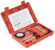 Raitron <b>Gasoline Engine</b> Compression Tester Auto <b>Petrol Gas</b> ...