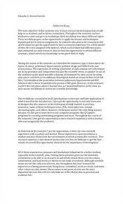 sample reflective essay example reflection essay examples   university of texas at austin middot reflective writing examples of reflective writing
