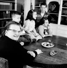 shirley jackson in love death by joyce carol oates the new shirley jackson her children north bennington vermont 1956
