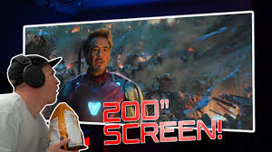 I Turned My Room Into a CINEMA - <b>X10</b>-<b>4K</b> Review! - YouTube