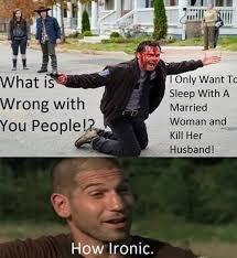 The Walking Dead funny memes Season 5 on Pinterest   Funny Memes ... via Relatably.com