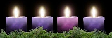 Image result for fourth sunday of advent wreath