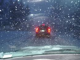 Image result for car in blizzard