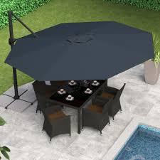 patio umbrella pattern