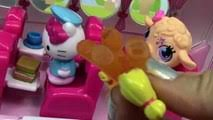 <b>Pinkie Pie</b> Hello Kitty Airlines <b>Jet</b> Playset Toy Review My Little Pony ...