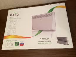 Обзор от покупателя на <b>Конвектор BALLU BEC/EZER-1500</b> ...
