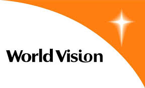 Image result for World Vision' LOGO