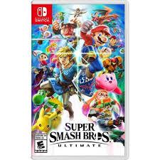 <b>Super Smash</b> Bros. Ultimate - Nintendo Switch : Target