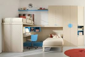 kids bedroom sets double bed red