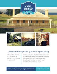 eye catching do it yourself real estate flyer templates from edit this template in canva