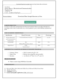 resume ms word format download template template microsoft office resume ms word format free downloadable resume formats