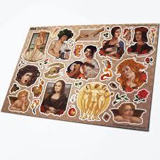 <b>Наклейки</b> декоративные Pack <b>Renaissance</b> — купить в интернет ...