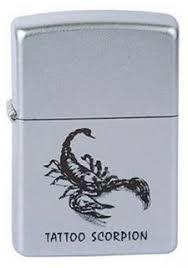 Купить <b>Зажигалка ZIPPO 205 Tattoo Scorpion</b> | Интернет магазин ...
