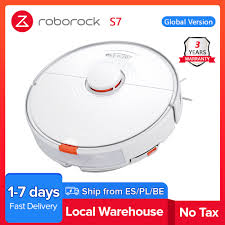 <b>2021 newest Roborock S7</b> robot vacuum cleaner for home sonic ...