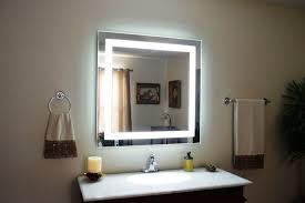 design lighted bathroom mirror best benefits led lighted bathroom mirror bathroom designs