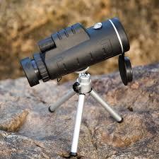 Boshile Hunting <b>Camping 40X60 BAK4 Monocular</b> Telescope HD ...