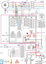 generator controller wiring diagram genset controller generator controller wiring diagram