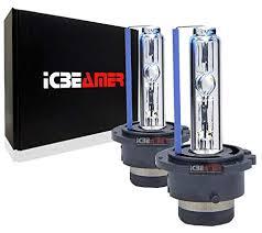 ICBEAMER 8000K D2S D2C D2R Xenon Factory HID ... - Amazon.com