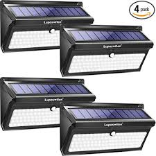 Luposwiten <b>Solar Lights</b> Outdoor, <b>100 LED</b> Waterproof <b>Solar</b> ...