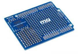 <b>PCB Proto Shield</b> UNO for Arduino
